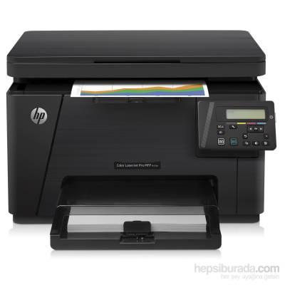 Impresora multifunción color HP LaserJet Pro M176n