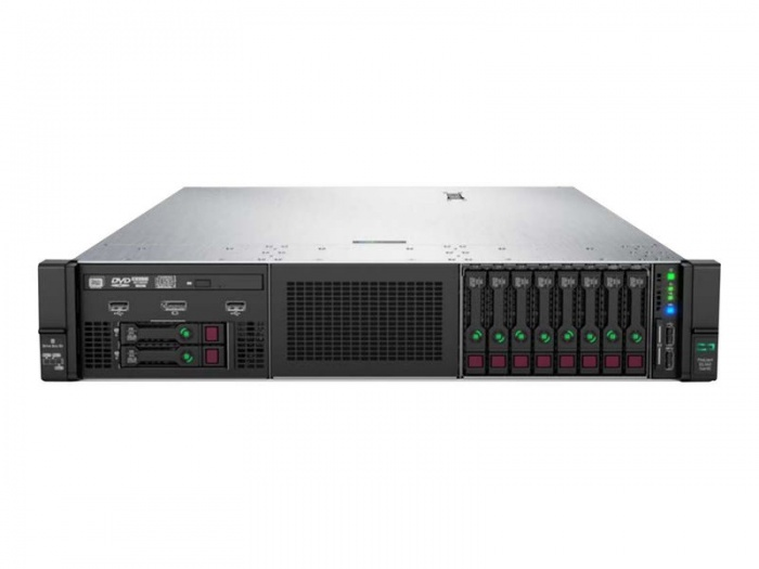 Entry HPE ProLiant DL560 Gen10 6130 2P 64 GB-R P408i-a 8 SFF 2x1600W PS