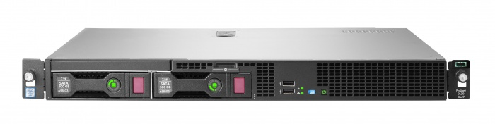 HPE PROLIANT DL20 G9 E3-1220V6 LFF