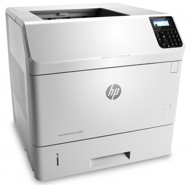 LaserJet Enterprise M605dn